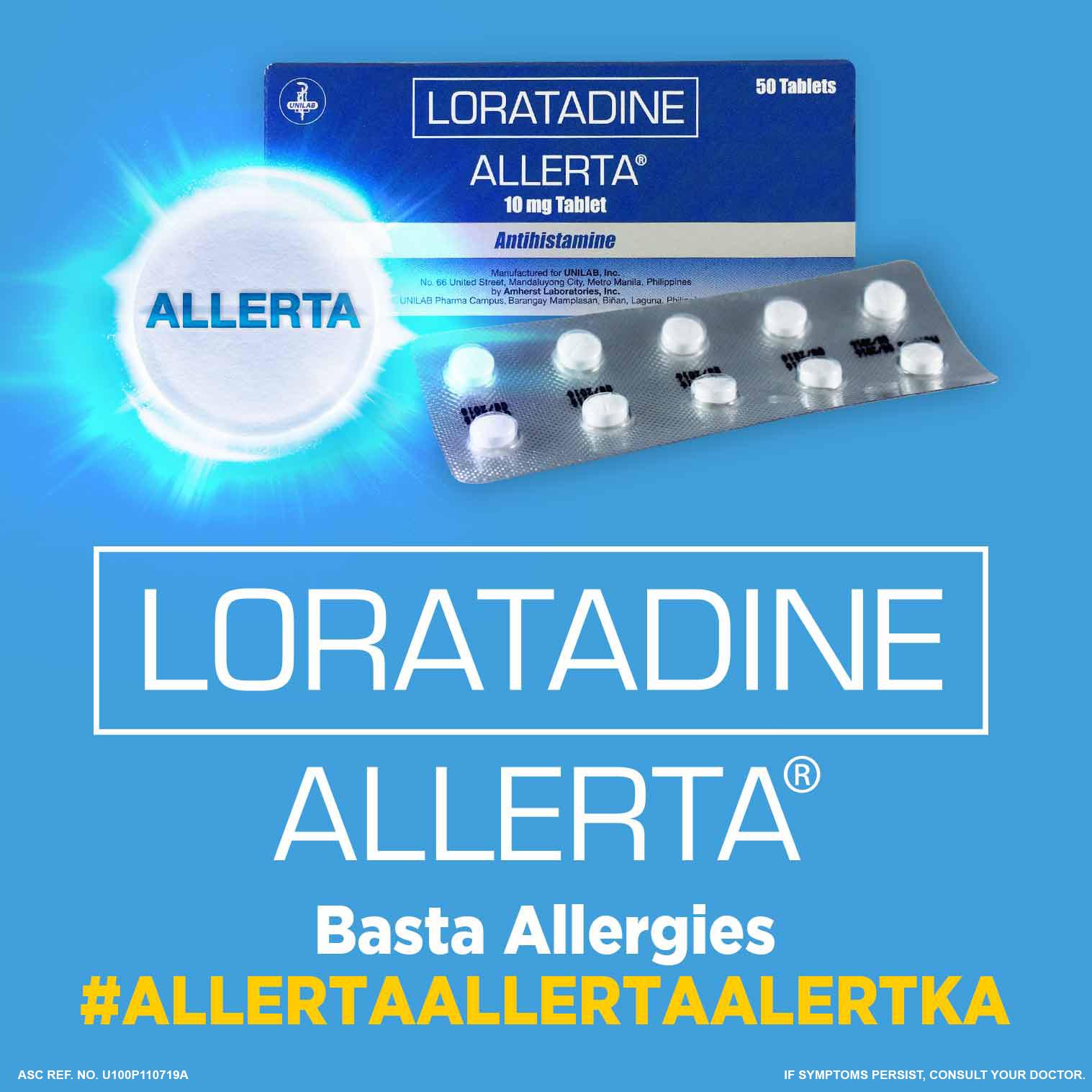 Allerta Tablet