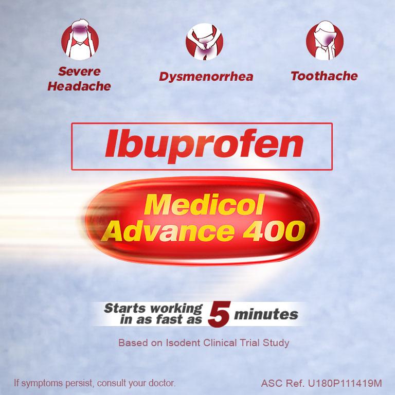 Medicol Advance Banners