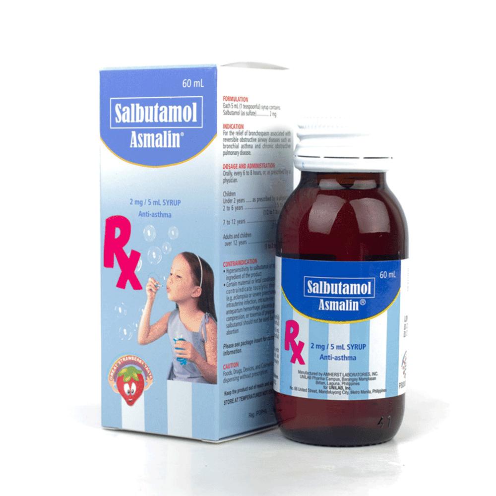 asmalin syrup