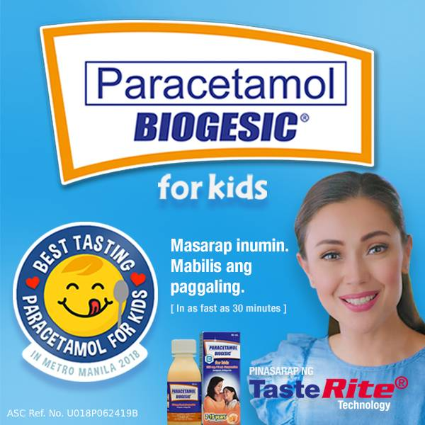 Biogesic® For Kids