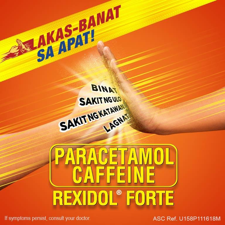 Rexidol® Forte