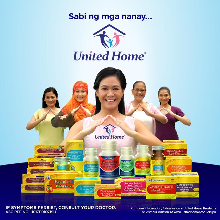 United Home® Fersulfate® Iron Plus+