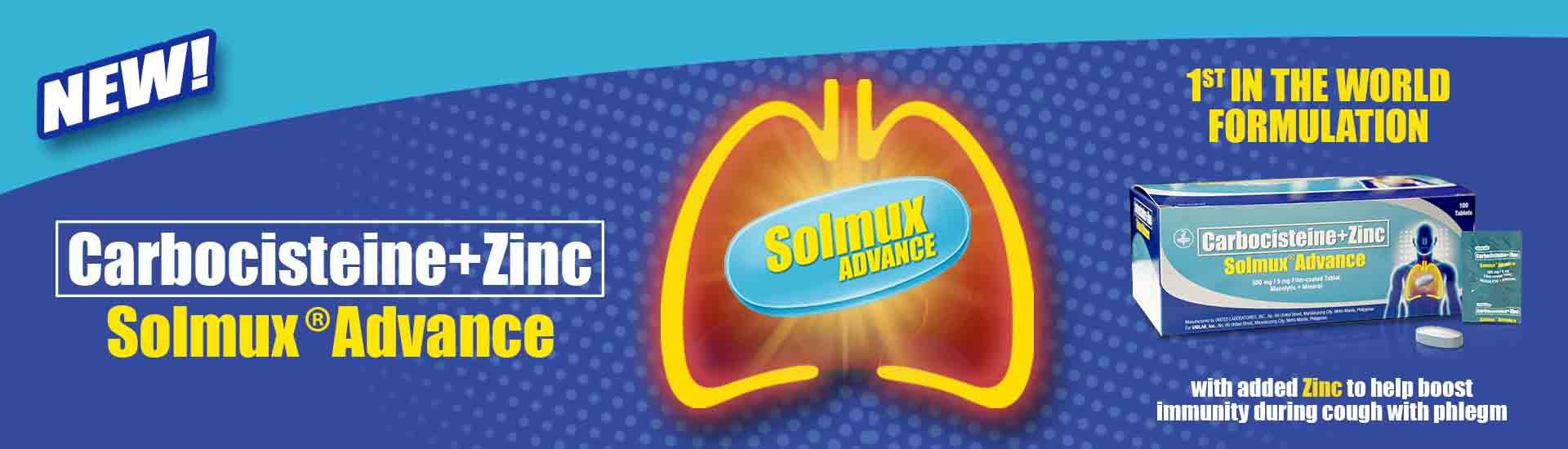 Solmux Advance