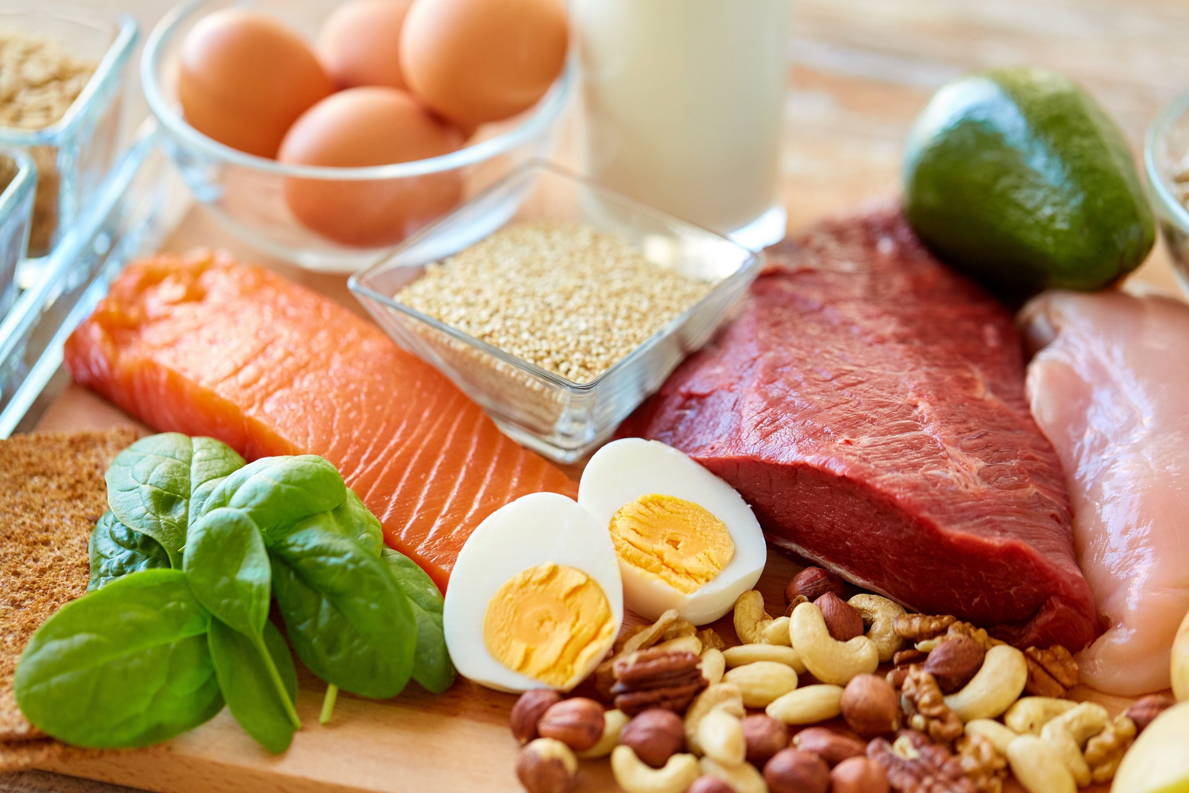 Protect Your Nerves with a Vitamin B Complex Rich Diet