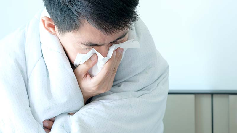 5 Simple Ways to Stay Healthy During the Cold Season