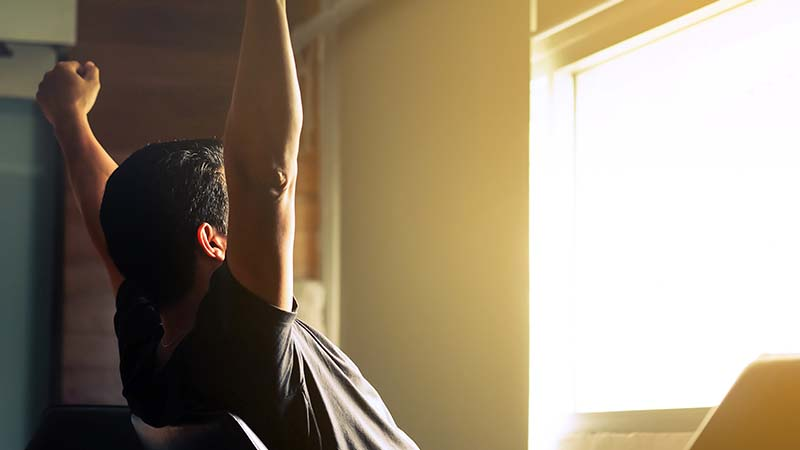 7 Steps to a More Energized Morning
