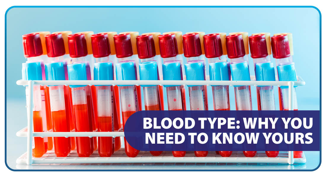 Blood Type Why You Need to Know Yours