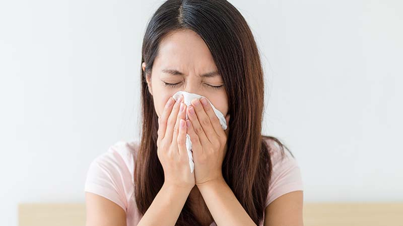 Common Cold: Symptoms, Prevention, Treatment