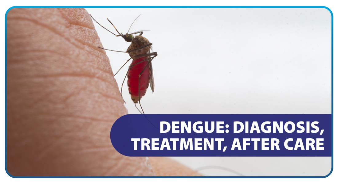 Dengue: Diagnosis, Treatment, After Care
