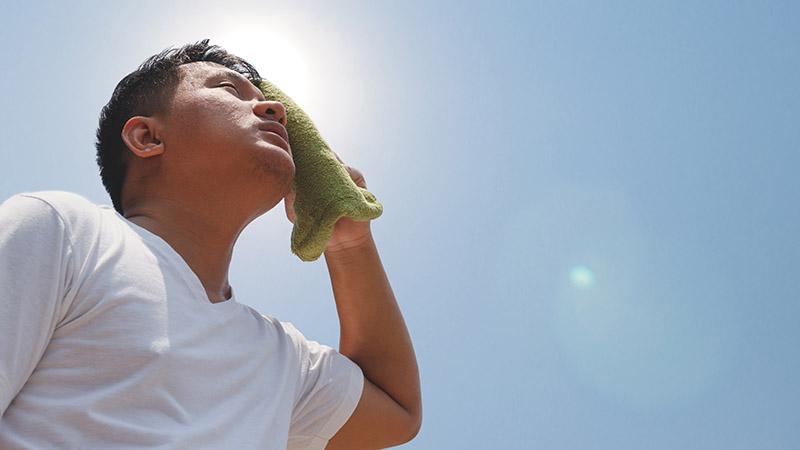 Heatstroke: Symptoms, Prevention, Treatment