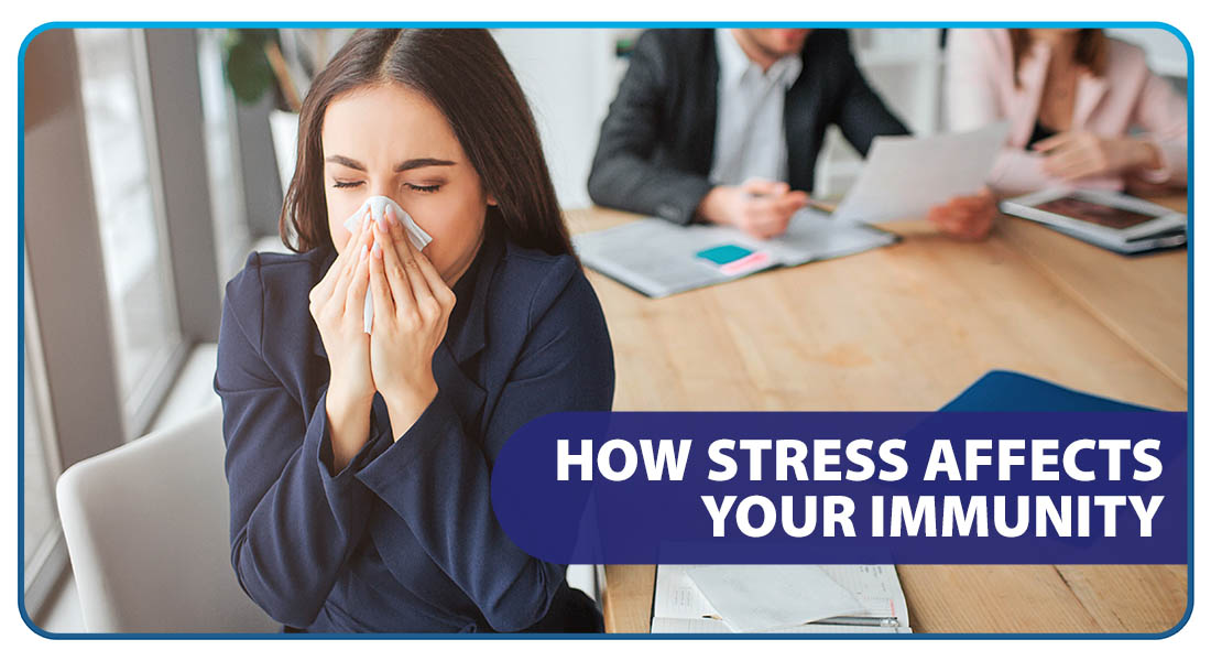 How Stress Affects Your Immunity