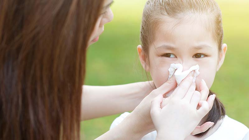 How to Protect Your Child from Common Allergies