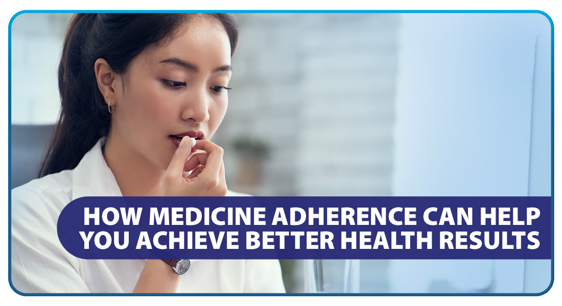 How Medicine Adherence Can Help You Achieve Better Health Results
