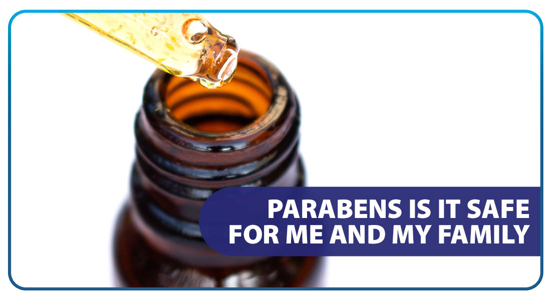 Parabens: Is It Safe for Me And My Family