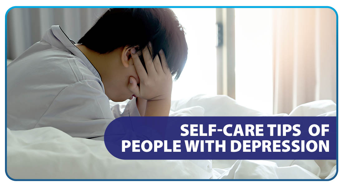 Self Care Tips of People with Depression