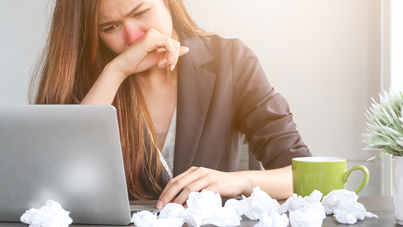 What Causes Nasal Congestion and How Do You Treat It