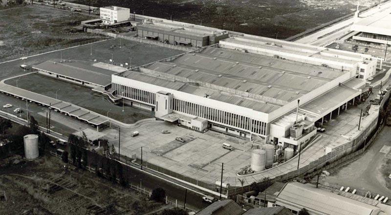 Unilab Manufacturing Plant